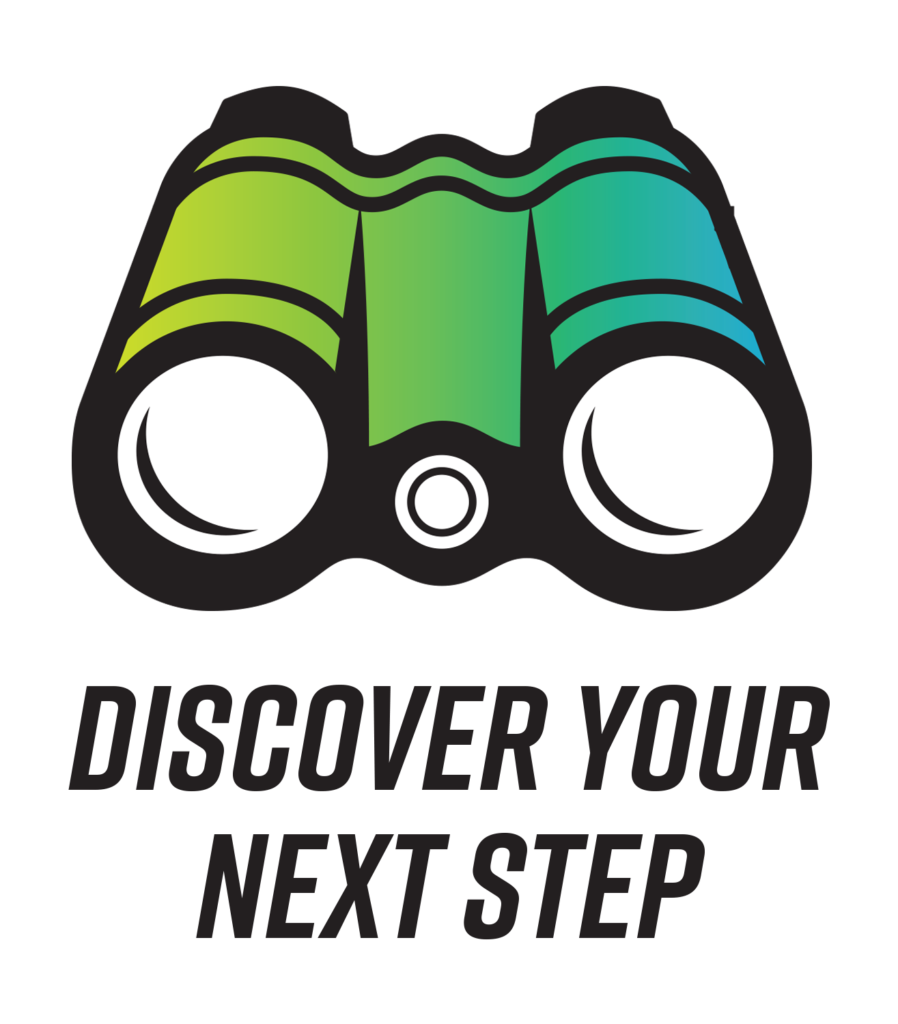 Discover Your Next Step