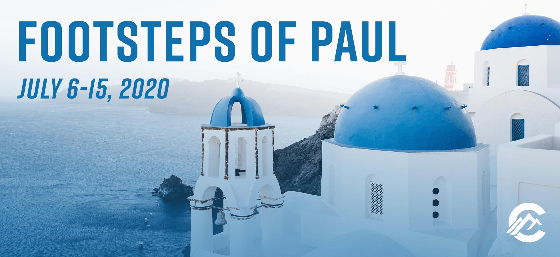 Footsteps of Paul
