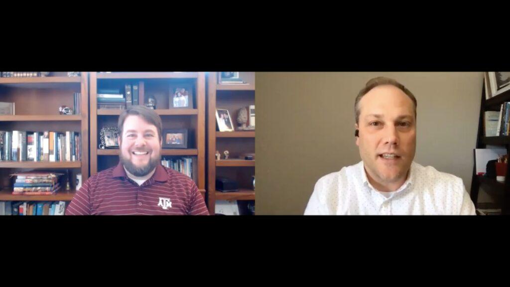Mark Spence: Making Disciples Virtually